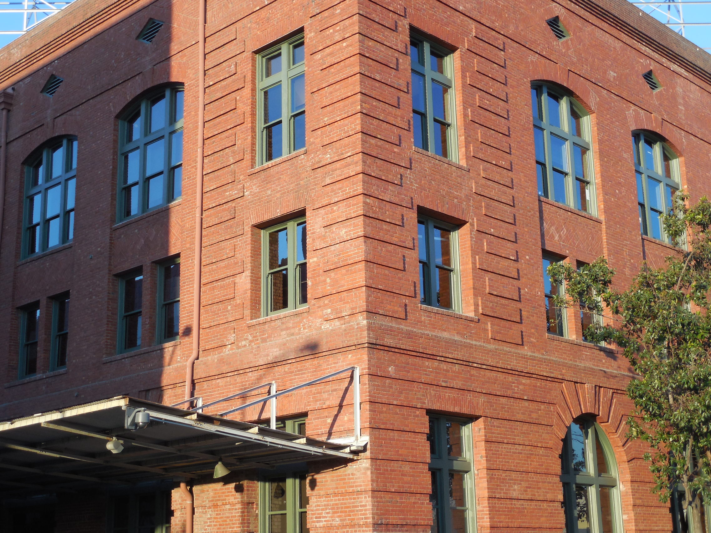 Brick Seismic Upgrades